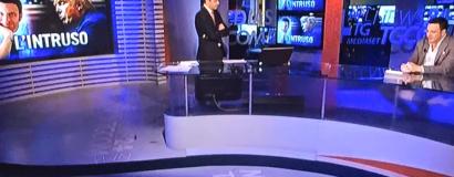 L'intruso: Alessandro Nardone a TgCom24