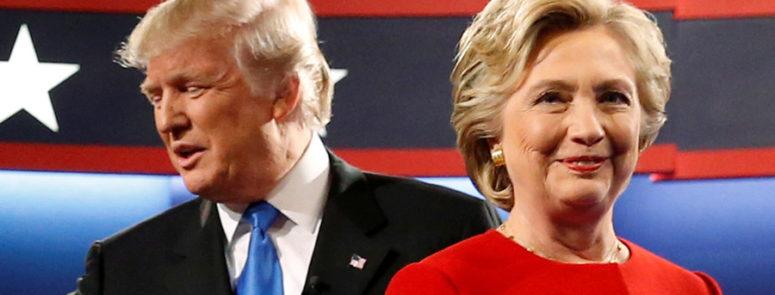 Dibattito Trump – Clinton: ovvero la disfida dei due candidati più impopolari