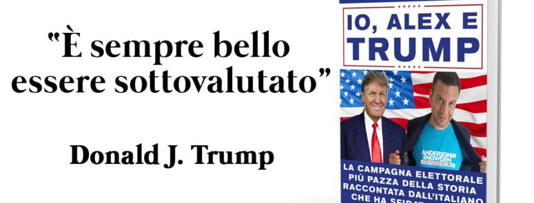 Trump in libreria