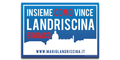 Mario Landriscina Sindaco